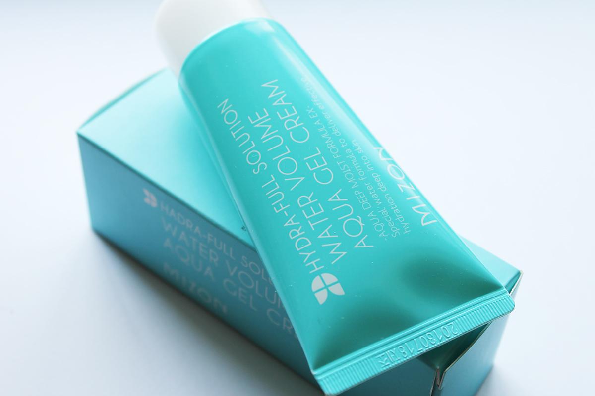 hydra full solution water volume aqua gel cream