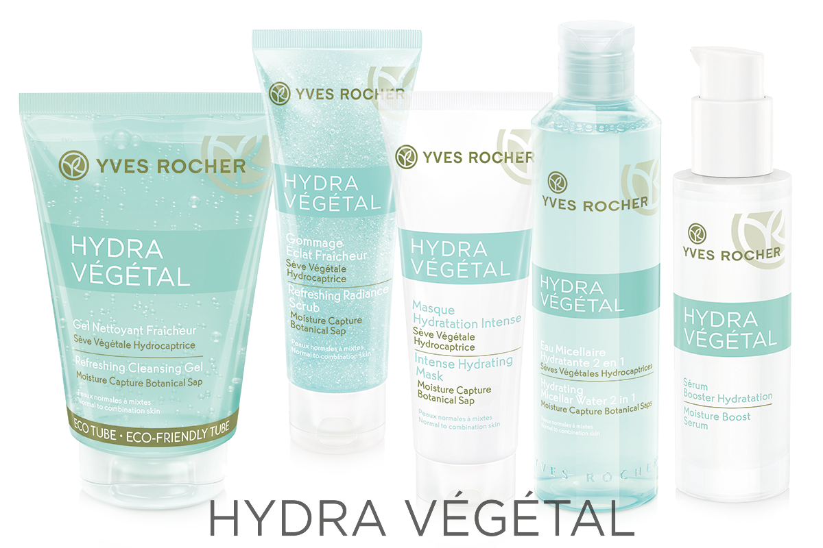 yves rocher vegetal