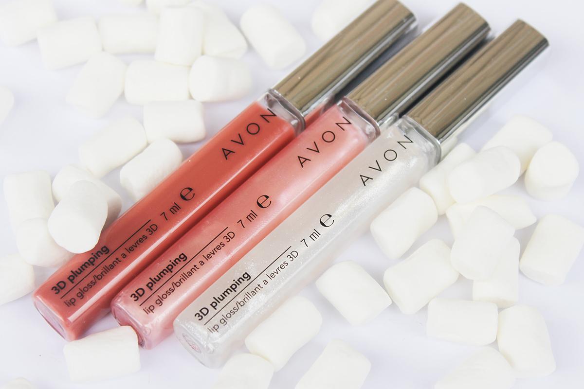 Avon блеск для губ 3d объем купить косметику из болгарской розы